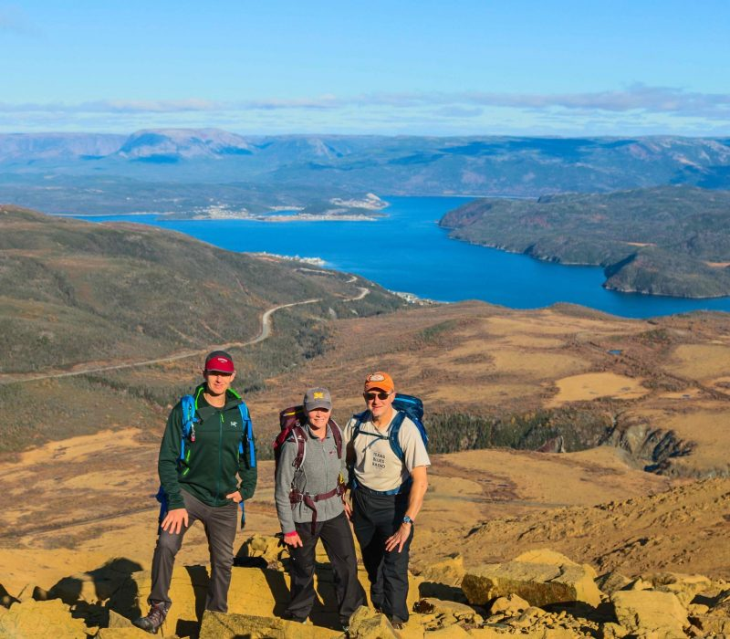 Hiking Tours IN Gros Morne