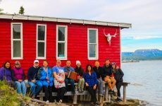 A food tour in Gros Morne National Park