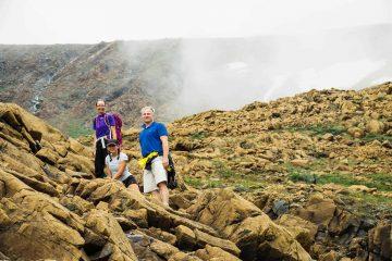 Off-Trail Hike