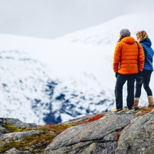 hiking in Gros Morne