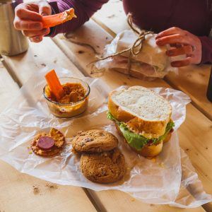 Gros Morne Hiking Lunches
